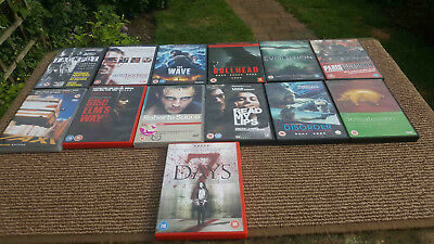 job lot of foreign language DVD films French and others bundle