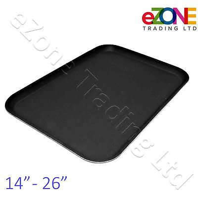 Non-Slip Rectangular Tray Bar Pub Café Waiter Serving Dinner Drinks Food Platter