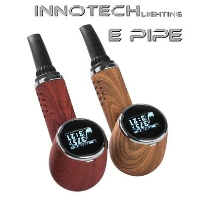 Vaporizador E PIPE ,Dry Herb, Innotech lighting, Portatil Pen Vaporizer