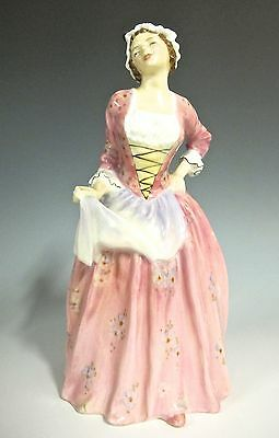 "Royal Doulton - HN1990 Mary Jane - 7 6/8"" High - 1946 (#631)"