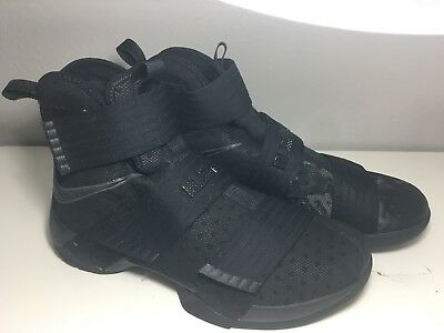 newest a25c7 f117c canada nike lebron soldier 10 black space 8799d ce92a