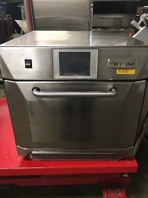 2013 Merrychef E4 Accelerated Rapid Cook Oven Single Phase WORKS GREAT