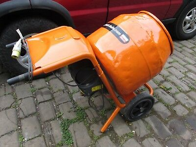 Belle 150 110 Volt Sand /cement Mixer  Working Order Ideal Self Build Project