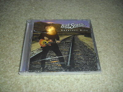 Greatest Hits by Bob Seger Bob Seger & the Silver Bullet Band CD, Oct-1994, New