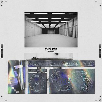 Frank Ocean - Endless Mix Cd