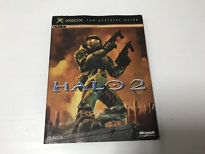 Halo 2 - Official Strategy Guide - Xbox