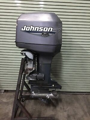 """2000 JOHNSON EVINRUDE Outboard 225 hp 25"""" shaft 225hp 250 200 300"""