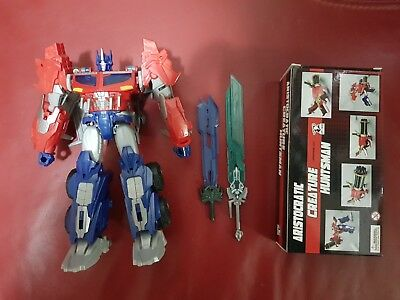 Transformers Prime Beast Hunters Autobots with Extras LOT PRE-OWNED