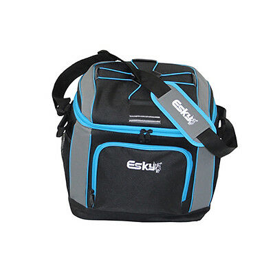 Esky 30 Can Cooler Bag Ice Water Drink Chill Pack with Carry Strap  NEW