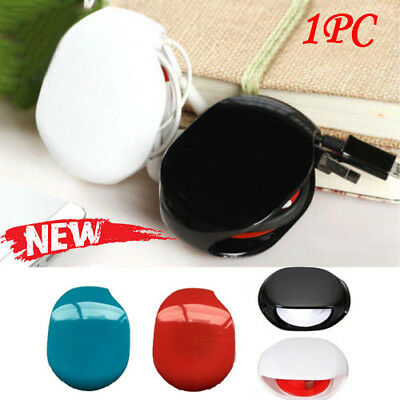 Super Cord Tangle Free Portable Manager New Black White Red Blue Colors AU