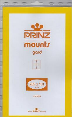 Prinz Black Stamp Mount Strips 265x131 or Looney Tunes, Miscellaneous 5 Scott