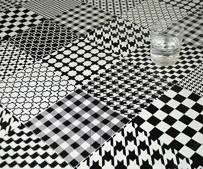 F634-5 Code Marble Ragroll PVC Wipe Clean Vinyl Tablecloth ALL SIZES