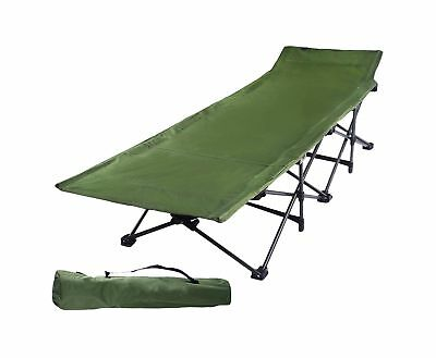 REDCAMP Camping Cots for Adults, Easy and Portable Folding Cot Bed with Carry...