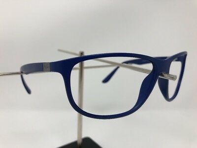 cf2388960d RAY BAN RB 4213 6161 88 LiteForce Sunglass Frames 61 14 3N Blue BQ75 ...