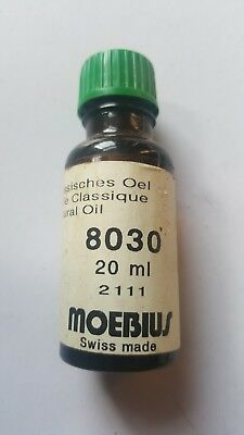 Moebius 8030 Oil Clockmakers Oil