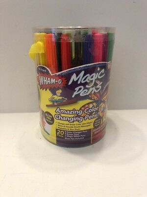 The Original Wham-O Color Changing Magic Pens