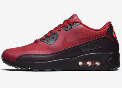 a02f9a801a0 Nike Air Max 90 Ultra 2.0 Essential Noble Red Wine Men s Trainers UK  7 8 9 10 11