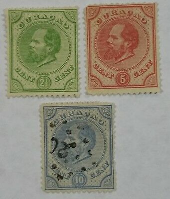 Curacao 1873 Used Stamps.....worldwide Stamps