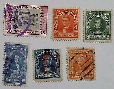 Costa Rica  Used Stamps Scu433Sb.....worldwide Stamps