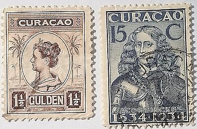 Curacao  Scott#71,118   Used Stamps......worldwide Stamps