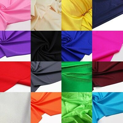 Lycra/Spandex 4 Way Stretch Dance/Dress/Sport Swimwear Dancewear Fabric Material