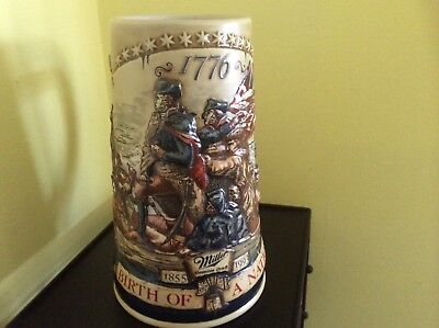 Miller Genuine Draft Beer Stein