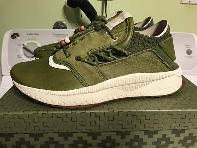 366125-01 Men's Puma Tsugi Shinsei Footpatrol Olive/white