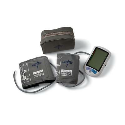 Medline Automatic Digital Blood Pressure Unit Adult 2 Cuffs  Model Mds3001Plus B