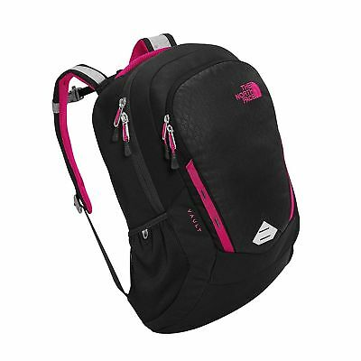 42ac2f8e7 WOMEN'S NORTH FACE Jester Backpack TNF Black Emboss Calypso Coral ...