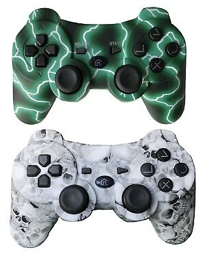 2 of New Design Wireless Bluetooth Game Controller for SONY Playstation 3 PS3