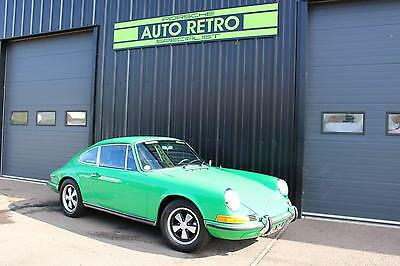 1971 Porsche  911 T Comprehensive History File 1 Years Mot