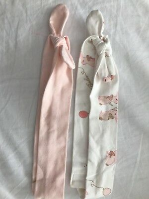 2 Piece Ted Baker Headbands Size 2-3 Years Girls New