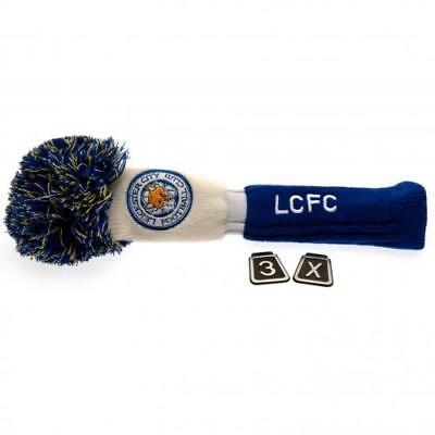 Leicester City F.C. Headcover Pompom (Fairway)