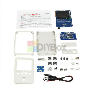 DSO-SHELL DSO150 15001K Digital Electronic Oscilloscope Set With Housing DIY Kit