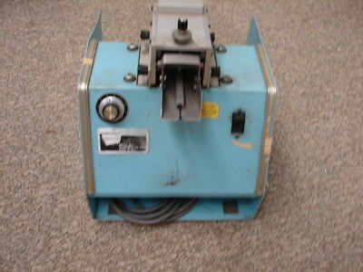 HEPCO 1500-1 Radial Lead Trimmer Trimming Machine 100% WORKING