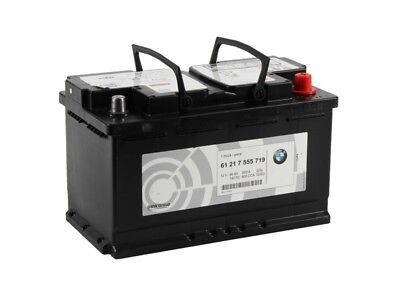 BMW AGM Autobatterie/Starterbatterie 61 21 7 555 719, 12V, 80 Ah, 800 A