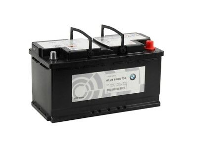 BMW AGM Autobatterie/Starterbatterie 61 21 6 806 755, 12V, 92 Ah, 360 A