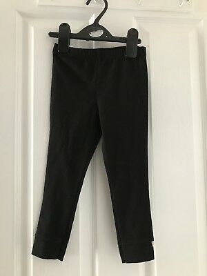 Calvin Klein Girls Legging 2-3 Years Black Brand New With Tags