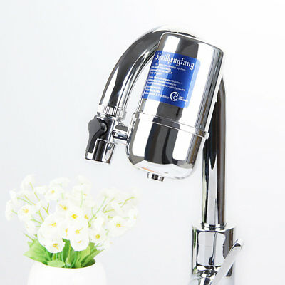 Home Household Tap Water Filter Purifier Faucet Ceramic Filte LOT
