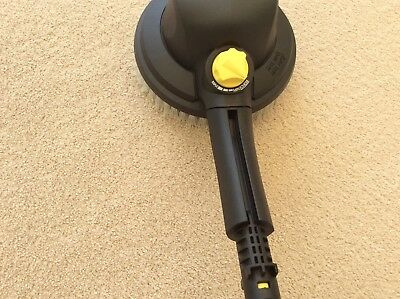 genuine karcher PA6630 rotary brush car caravan cleaner ect ect new never used