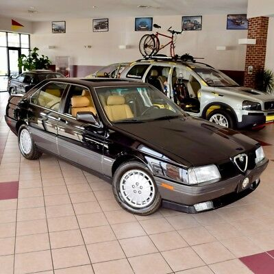 1991 Alfa Romeo 164 164 L 1991 Alfa Romeo 164 L MUSEUM QUALITY Absolutely Gorgeous FULLY SERVICED 50 Pics