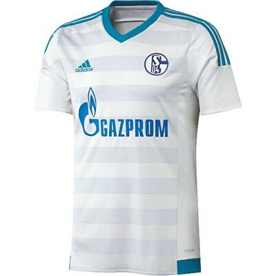 2015-2016 Schalke Adidas Away Football Shirt Mens Small S - Brand New