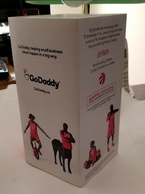 Limited Edition Patrick Patterson IttybittyBALLERS (itty bitty baller) Figurine