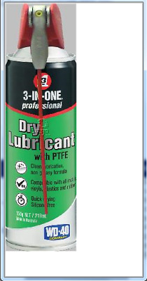 11085 - 3-In-One Dry Lubricant with PTFE 150g