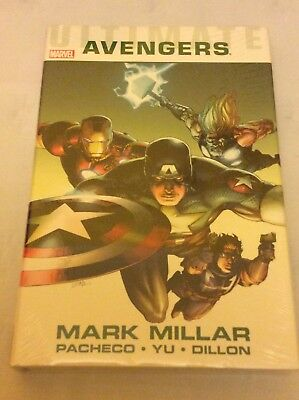 Marvel Comics - ULTIMATE AVENGERS OMNIBUS HC by Mark Millar - NEW & SEALED