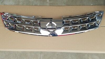 New Front Bumper Trim for Nissan Murano NI1044107 2006 to 2007