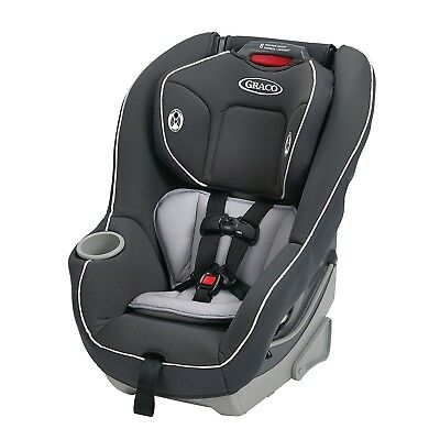 New- Graco Contender 65 Convertible Car Seat, Glacier, One Size