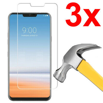 Tempered Glass Screen Protector For Lg G7 Thinq / Lg G7 One / Lg G7 Fit