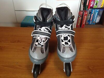 Rollerblades size 5-7 weight limit 60kgs