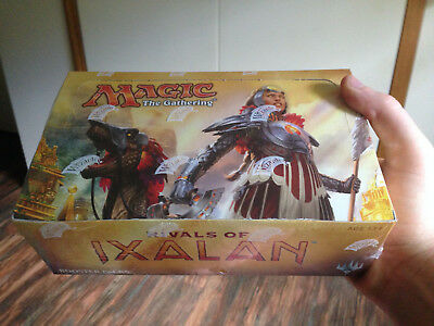Rivals of Ixalan Booster Box factory sealed 36 boosters MTG